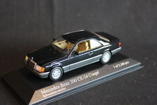 Minichamps Mercedes-Benz CE-24 Coupé 1990 1:43 Blue / Black Metallic (JS)