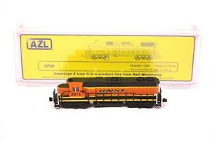 American Z Line AZL GP38-2 AZL62503 BNSF 2013 Diesellokomotive Spur Z OVP