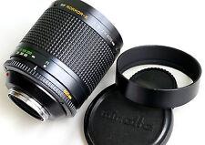 MINOLTA RF ROKKOR-X 500mm f8 MIRROR REFLEX for MIRRORLESS CAMERAS JAPAN EXC