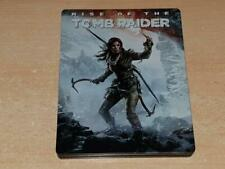 Rise of The Tomb Raider Steelbook Case Only G2 (NO GAME) **FREE UK POSTAGE**