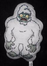 SEGA Plants Vs Zombies Yeti Plush Stuffed Animal Video Game Character Pillow PVZ