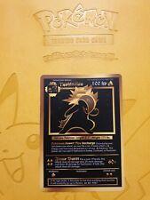 Pokemon Base 1st Typhlosion Gold LUXURY CARD custom card Christmas gift