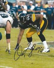 Orpheus Roye Pittsburgh Steelers Hand Signed 8x10 Autographed Photo w/COA