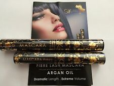 Silk Oil of Morocco Fibre Lash Mascara with Argan Oil Eyelash Perm Eyebrow tint