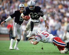 NFL Marcus Allen Los Angeles Raiders  Game Action Color 8 X 10 Photo