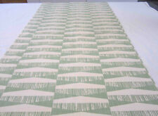 Table Runner by Skinny LaMinx - Woodpile Spruce Cotton Canvas New