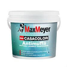 MAX MEYER BIOCASACOLOR Pittura lavabile traspirante bianco 0,75 lt