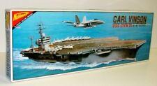 Nichimo 12 Inch 30cm Scale Carl Vinson Motorized Aircraft Carrier CVN-70 323
