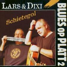 LARS & DIXI = Schietegol / Blues Op Platt 2 = CD = BLUES !!