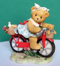 "Cherished Teddies - LOTJE - ""Sunday Morning Ride"" - NEU"