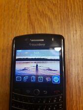 BlackBerry Tour 9630 - Black (Unlocked) 3G Qwerty Keyboard Camera Smartphone