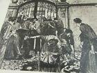 KÄTHE KOLLWITZ The End Riot Vintage Print 52317