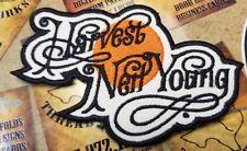 Neil Young Harvest patch contour