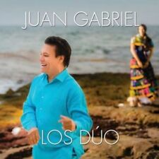 JUAN GABRIEL - LOS DUO [CD]