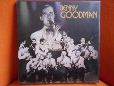 COFFRET 3 VINYLS 33T NEUF – BENNY GOODMAN – JAZZ COMPILATION – RCA BLACK & WHITE