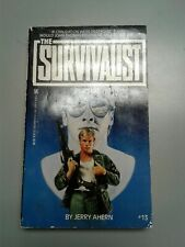 The Survivalist #13 Pursuit by Jerry Ahern 1986 PBO
