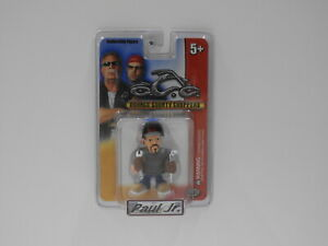 Paul Jr. - Orange County Choppers Collectible Figure Toy Zone 22900