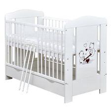 Kinderbett weiß mit schubladen  Bett;Wickeltisch/ Kommode Baby-Komplettzimmer | eBay