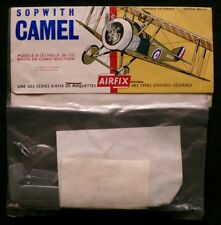 Maquette AIRFIX Vintage - Sopwith Camel - Type II - 1959/1963