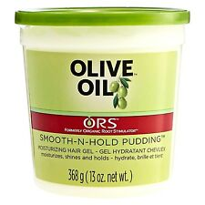 Organic Root Ors aceite de oliva liso-n-sostenga Pudding 368g