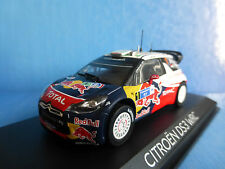 CITROEN DS3 WRC #1 LOEB HELENA VAINQUEUR RALLYE MEXIQUE 2011 NOREV 155351 1/43