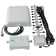 US STOCK 70dB GSM 1900MHz LTE Mobile Cellular Signal Booster 3G/4G Amplifier