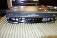 Quasar Vcr Vhs Recorder Player Model Vhq830