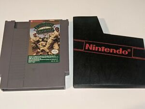 LEGENDS OF THE DIAMOND Baseball Vintage Nintendo NES Video Game Cartridge