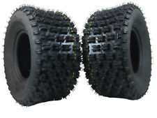New CAN-AM / BOMBARDIER DS 450 2007-2015 MASSFX ATV Sports Rear Tires 20x10-9