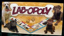 LABOPOLY TAIL WAGGING PROPERTY TRADING GAME NEW SEALED LABS LABRADOURS