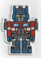 Transformers Optimus Prime Iron on Patch Special Buy 2 Get 1 3 of These