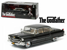 """""""The Godfather"""" 1955 Cadillac Fleetwood Series 60 1:43 Diecast Model Car"""