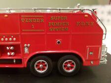 Code 3 Fdny Super Tender Vom Super Pumper System 1/64 Fire New York