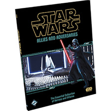 Star Wars RPG: Allies and Adversaries Hardcover SWR12