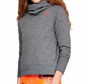 Under Armour Women's Cotton Rival Fleece Logo Hoodie