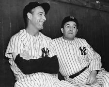 1939 New York Yankees LOU GEHRIG & JOE MCCARTHY Glossy 8x10 Photo LAST YEAR!