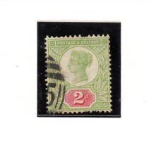 Gran Bretaña Monarquias valor del año 1887-900 (BK-62)