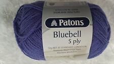 Patons Classic Bluebell #4372 Mariner 50g