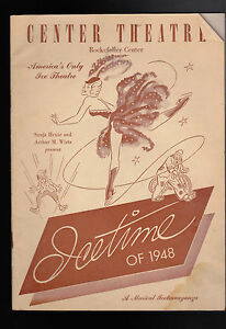 Icetime of 1948- a Musical Extravaganza- Center Theatre