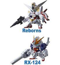 Bandai SD Gundam Next 14 Gashapon (Set of 2) Reborns & RX-124