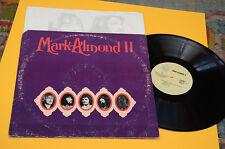 MARK ALMOND II LP JOURNEY THROUGH ORIG USA