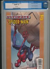 Ultimate Spider-Man #27 Cgc 9.8 Green Goblin