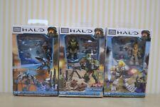 Mega-Bloks  HALO Weapons Pack II Konvolut  Forerunner  UNSC  Covenant