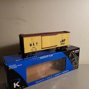 K-LINE K646-1731Missouri-Kansas-Texas {MKT} Box Car<+++>BRAND NEW<+++>OB<+++>
