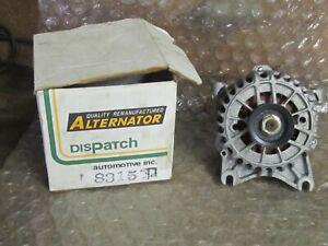 REMANUFACTURED Alternator DISPATCH AUTO 8315 Reman  130 AMP