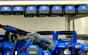 Kobalt 24v Battery Holder / Hanger / Mount 3/5/10 PK