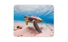 Nuoto Tartaruga Tappetino Mouse Pad-Tartaruga Immersioni Scuba SEA regalo pc computer #8503
