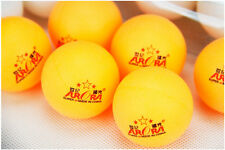 100pcs New Super 3-star 40mm Olympic Table Tennis Balls Pingpong Balls orange