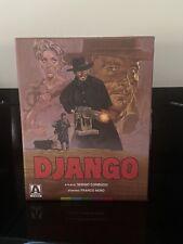 Django 4K Arrow Blu Ray Region A