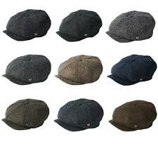 Failsworth Harris Tweed 'Carloway' Bakerboy Cap Choice of Colours